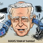 Biden's Train Of Thought