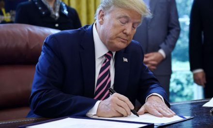 Trump signs $484B small business coronavirus relief bill into law