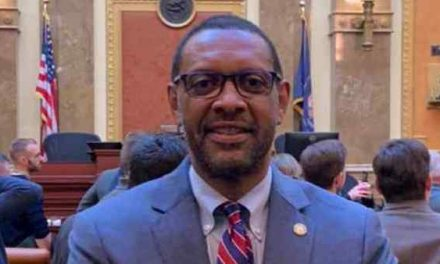 Georgia Democrat State Rep Endorses President Trump, Credits Work For Black Community
