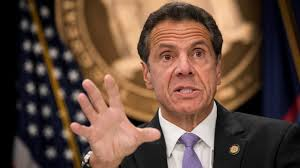 Gov. Cuomo Excuses Himself