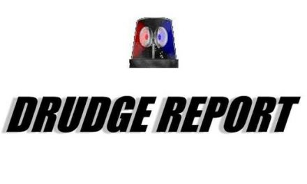 Drudge Report Becomes Sludge Report