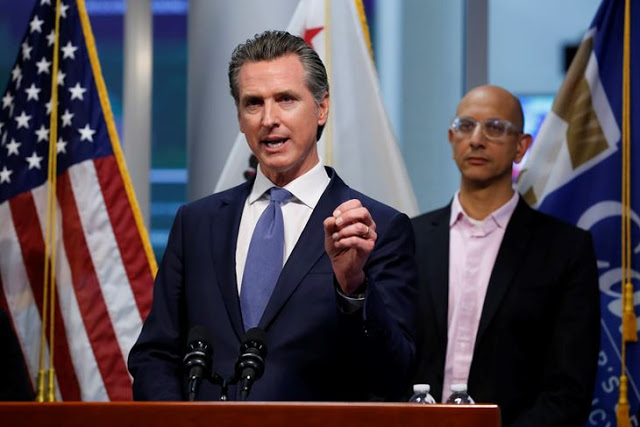 Let California Twist in the Wind Without a Bailout