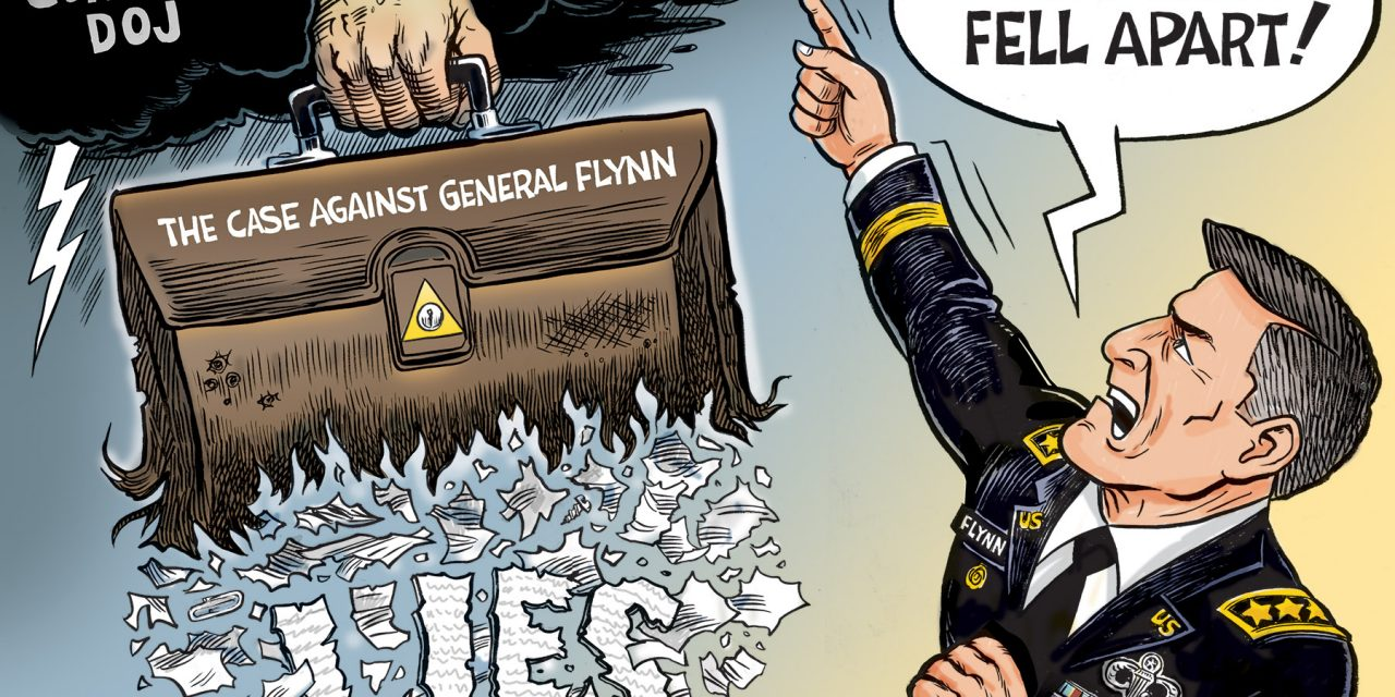 Justice for General Flynn