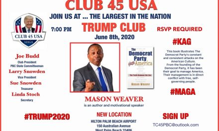 Club 45 USA Palm Beach Event Mason Weaver