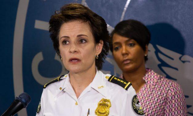 Atlanta police chief resigns amid backlash over fatal shooting of black man