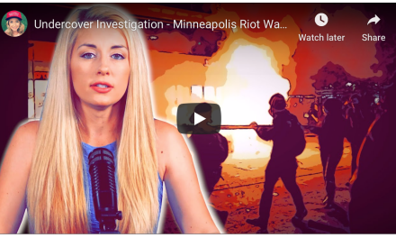 (Video) Minneapolis Riot Was Preplanned