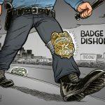 Badge of Dishonor