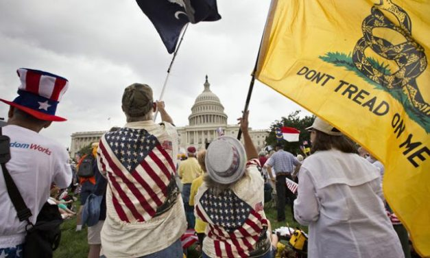 What happened to the Tea Party?