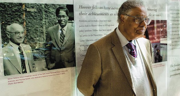 Thomas Sowell says concept of systemic racism 'has no meaning,' warns US could reach 'point of no return'