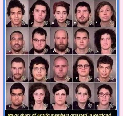 (Unbelievable) Teachers Who Are Also Active Antifa Members