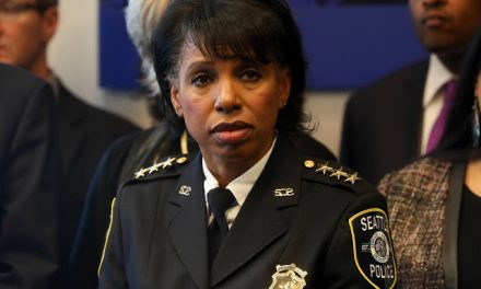 Carmen Best, Seattle's top cop, emails resignation notice to officers: report