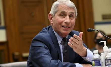 Dr. Fauci: 'There's No Inconsistency' in Banning Church and Business But Allowing Mass Protests