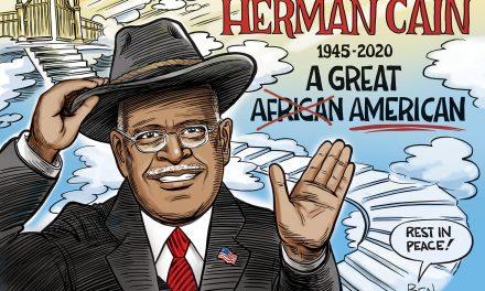 Herman Cain RIP