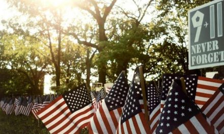 Patriotism 17 years after the Sept. 11 terrorist attacks on the U.S.