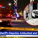 Protesters show up at LA hospital treating ambushed cops, yell 'I hope they f—— die'