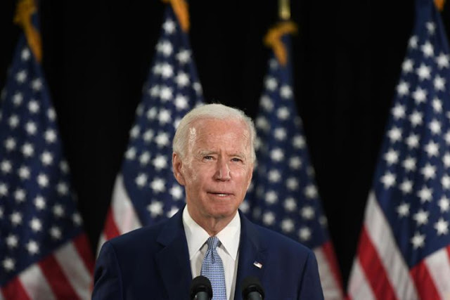 Why Democrats must hide Biden from America