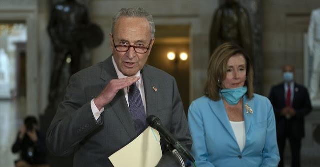 Senate Democrats Torpedo Coronavirus Relief Package