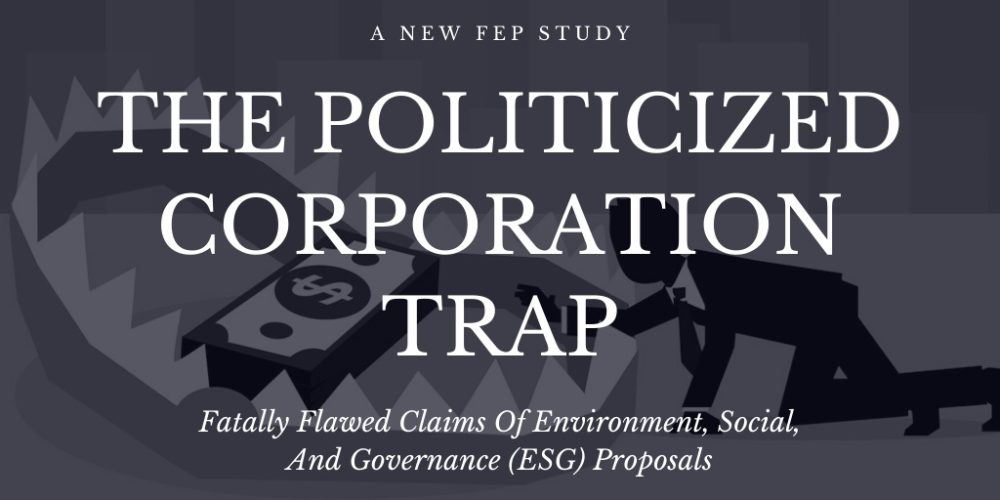 Rebutting Those Pushing Corporations to the Far Left