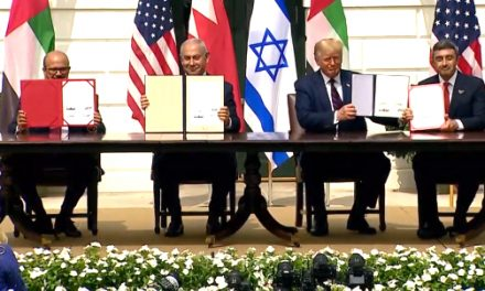 President Trump Signs Historic Agreements Marking the 'Dawn of a New Middle East'