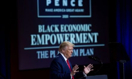 Trump Rolls Out $500 Billion 'Platinum Plan' for Black Americans