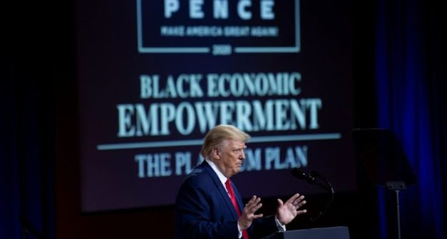 Trump Rolls Out $500 Billion 'Platinum Plan' for Black Americans