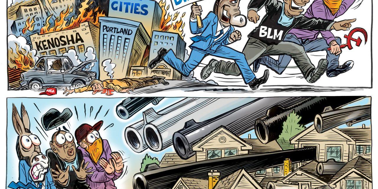Biden Riots