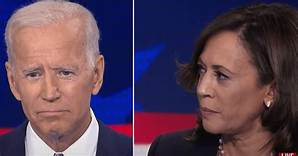 The Odd Couple: Joe Biden and Kamala Harris