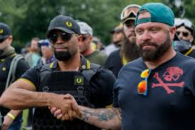 Meet The Proud Boys