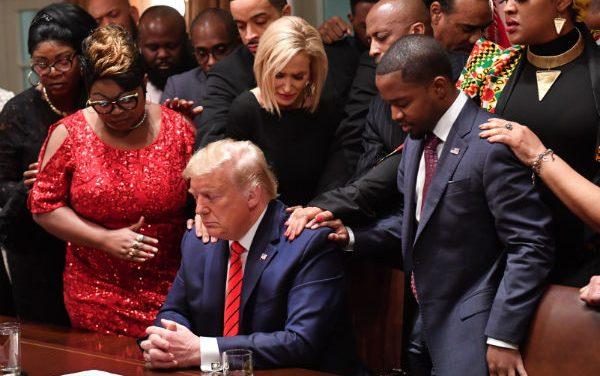 Black Support: Trump's Silent, Secret Weapon for Nov. Win