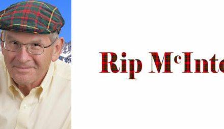 FROM THE PEN OF RIP McINTOSH: TRUMP-BIDEN RINGSIDE