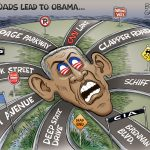 All Roads Lead To Obama UPDATED