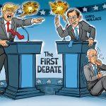 Trump Vs. Wallace First 2020 Presidential Debate