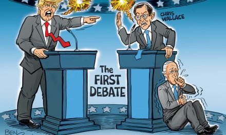 Trump Vs. Wallace First 2020 Presidential Debate