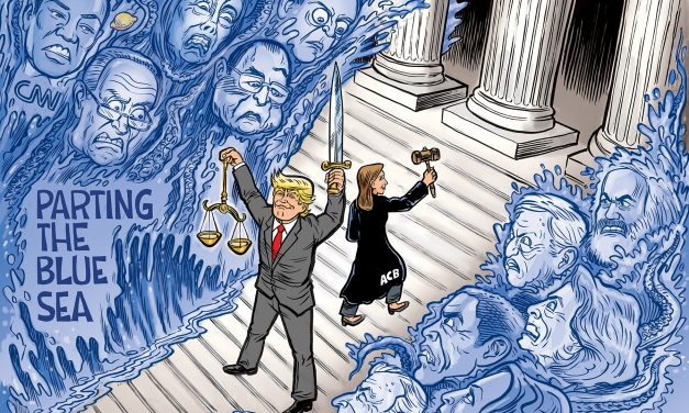 The Parting Of The Blue Sea- Supreme Court Justice