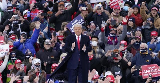 Las Vegas Oddsmaker Announces Final Prediction: Trump Electoral Landslide Coming