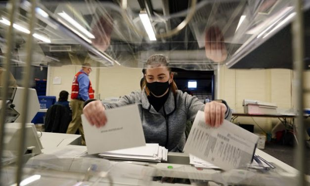 Pennsylvania Lawmakers Seek To Decertify State's Election Results, Citing 'Substantial Irregularities'