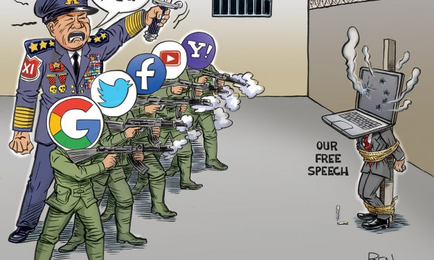 The Execution Of Our Free Speech