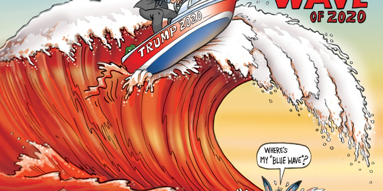 THE GREAT RED WAVE 2020