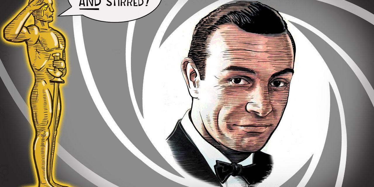 James Bond RIP Sean Connery