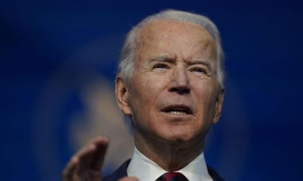Why I will not accept Joe Biden as President