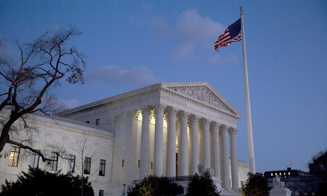 Supreme Court Rejects Texas Election Lawsuit
