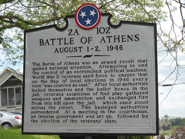 The Battle of Athens