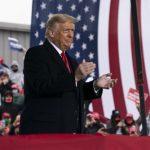 'We Will Still Win,' Trump Rallies Georgians Ahead of Runoffs