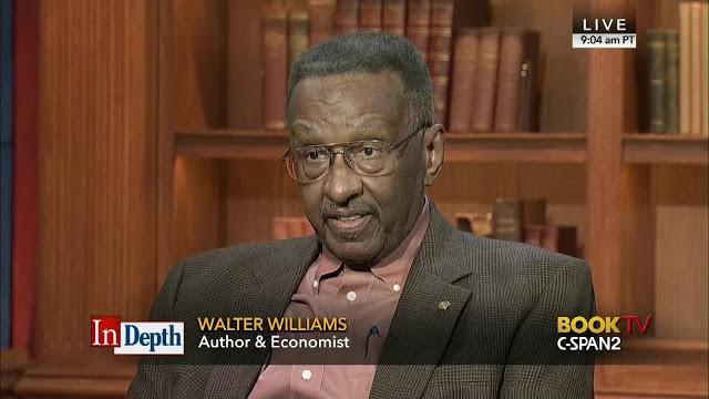 Economics Legend Walter E. Williams Dies at 84