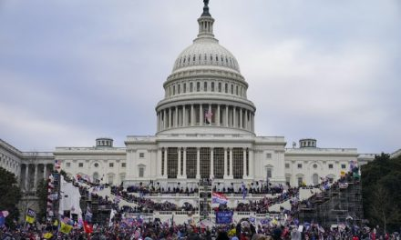 6 Other Times People Broke Into the U.S. Capitol