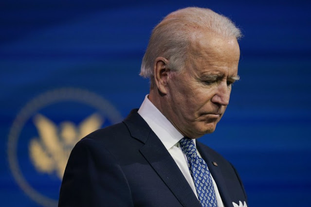 Unity Watch: Sorry President Biden, the Honeymoon Is Over Before It Even Started