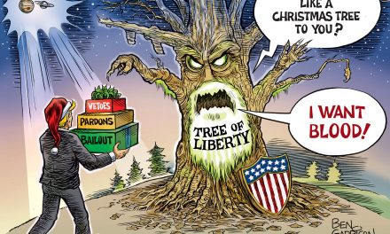 The Christmas Tree Of Liberty