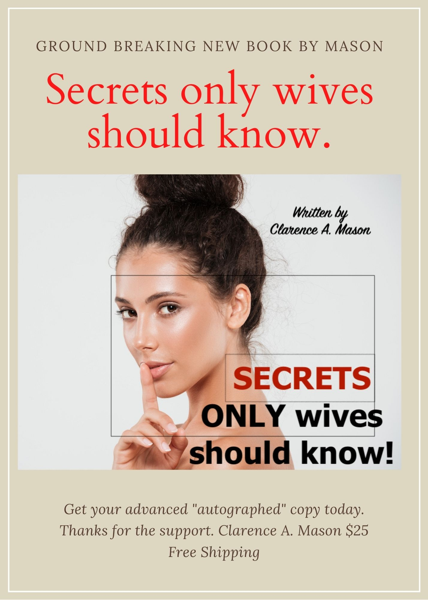 Secrets ONLY Wives Should Know