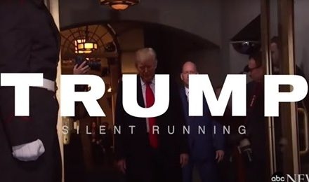 SILENT RUNNING: A POWERFUL VIDEO ABOUT PRESIDENT TRUMP'S AMERICA FIRST AGENDA AND OUR NATION'S FUTURE