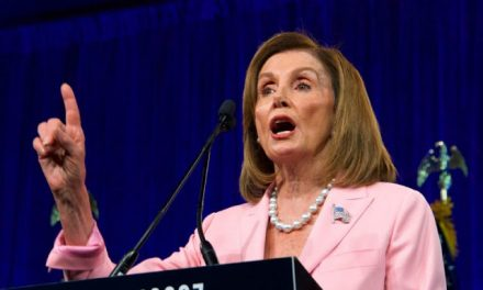 FBI Releases Docs in Heat of Capitol Riot That Show Pelosi's Communist Roots Run Deep
